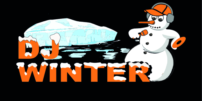 Webauftritt & Logo Dj Winter