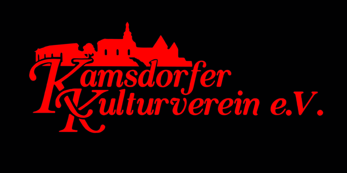 Logodesign Kamsdorfer Kulturverein e.V.