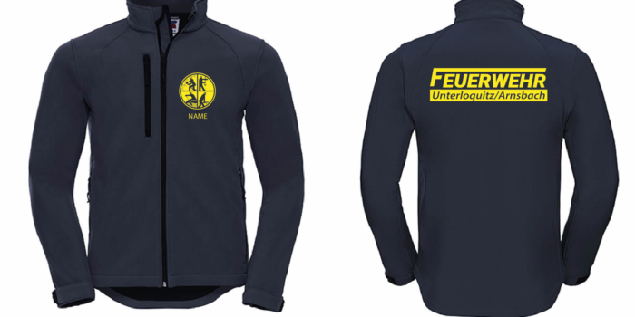 Softshell-Jacken Feuerwehr Unterloquitz/Arnsbach