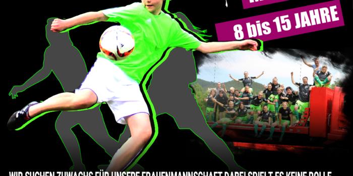 Poster & Flyerlayout Saalfeld Titans